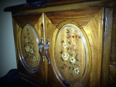 Outdated Doors on BF's Dresser